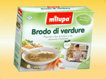 Soups, baby nutrition