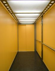 Elevators cargo-passenger