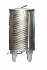 Barrels made ​​of stainless steel