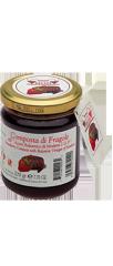Composta di Fragole all'Aceto Balsamico  Specialità Gastronomiche