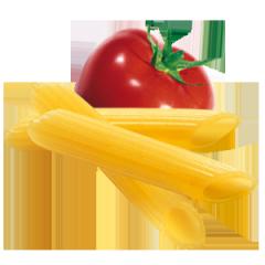 Pasta: Feathers