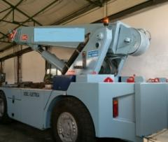 Pick & Carry bipower crane ORMIG 33 tmBP