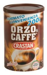 Beverages of instant coffee