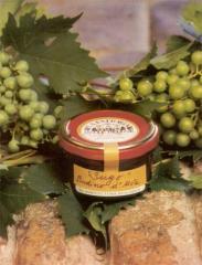 """Sugo""  Budino d'uva  da agricoltura biologica"