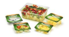 Frutta fresca pronta biologica