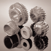 Hypoid gears