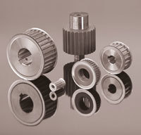 Pulleys with Different Profiles
