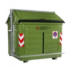 Waste Management Container - Waste Containers