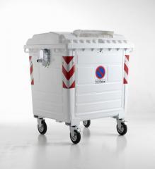 Waste storage bins