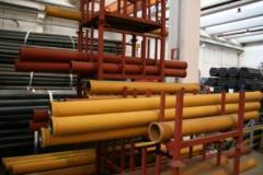 Auto- concrete feeding pumps