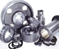 Spare parts for cars
