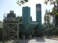 Impianto di calcestruzzo