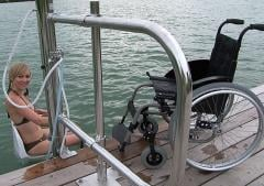 Equipment for persons with disabilities