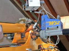 Sir meccanica WS2 portable in line boring welding