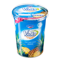 Diet yogurts