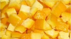 Peel of citrus