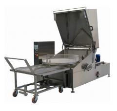 High-pressure washing units