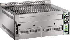 Lava Rock Grills - Meat, fish, vegetable cooking