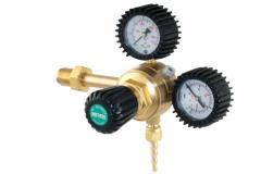 Gas regulators and pressure reducers