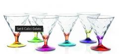 Glasses liqueur