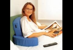 Orthopedic pillows for laying under back