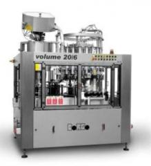 Packing and bottling equipment