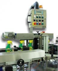 Labeling equipment
