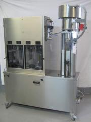 Monoblocks for flood and corking liquids