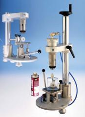 Equipment for ampoule cap sealing