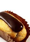 Eclaire cioccolato