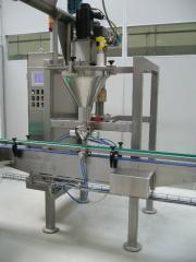 Equipment dosage-molding