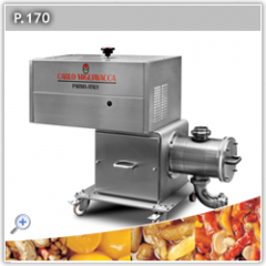 Semi-automatic systems for food industry