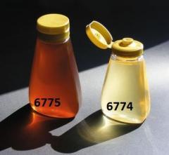 Dosatore Squeezer in Polipropilene (PP) per miele