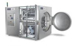 Autoclaves for sterilization and pasteurization