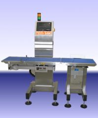 Automatic sorting machines for conveyors