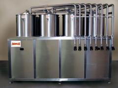 Equipment for flour production