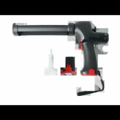 Mounting guns