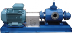Twin screws Rotary 2O Pumps