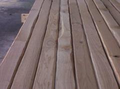 Travi in legno di rovere