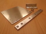 Dissipatori in alluminio o rame