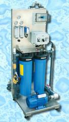 Industrial systems of reverse osmosis