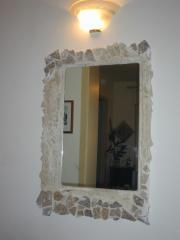 Specchiere in pietra / Specchiera mod. Palladiana