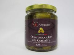 Olives without stones