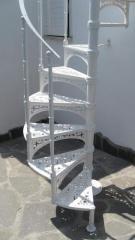Escadarias parafuso