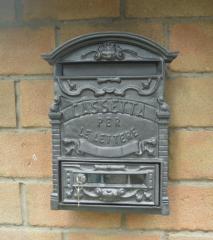 Boîtes aux lettres