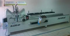 Troncatrice doppia testa 450mm-500mm