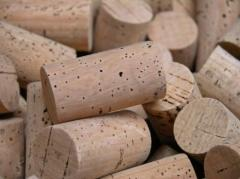 Bottle corks (natural cork)