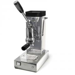 Macchina da Caffè Export a Leva Colore NERO per cialde o caffe macinato 800 watt Pontevecchio