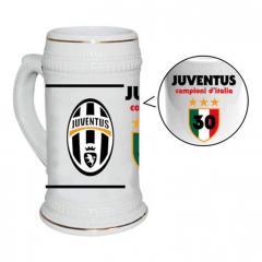 Boccale Juventus