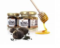 Honey with Black Truffle - King Truffle - Italian Excellence